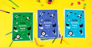 Free Kids games, activities and quizzes from Penguin Books