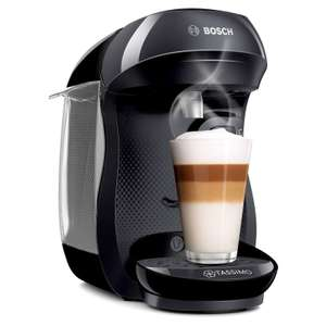 Bosch TAS1002GB Tassimo Happy Coffee Machine £23.99 Delivered using code @ eBay / hughesdirect