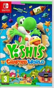 Yoshi's Crafted World (Switch) - £35.16 With Code @ The Game Collection / eBay