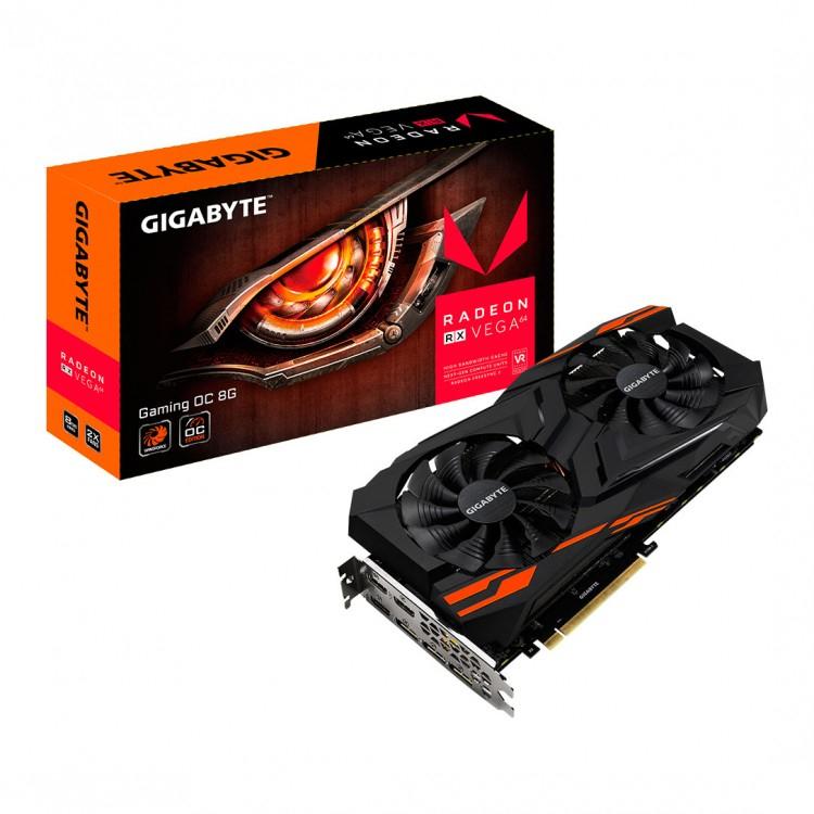 **B Grade** Radeon Rx Vega 64 Windforce Oc 8gb Hbm2 Pci-express Graphics Card £209.89 delivered at Overclockers
