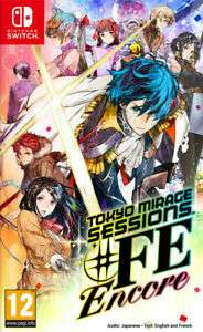 Tokyo Mirage Sessions #FE Encore (Switch) £35.16 Delivered @ The Game Collection via eBay