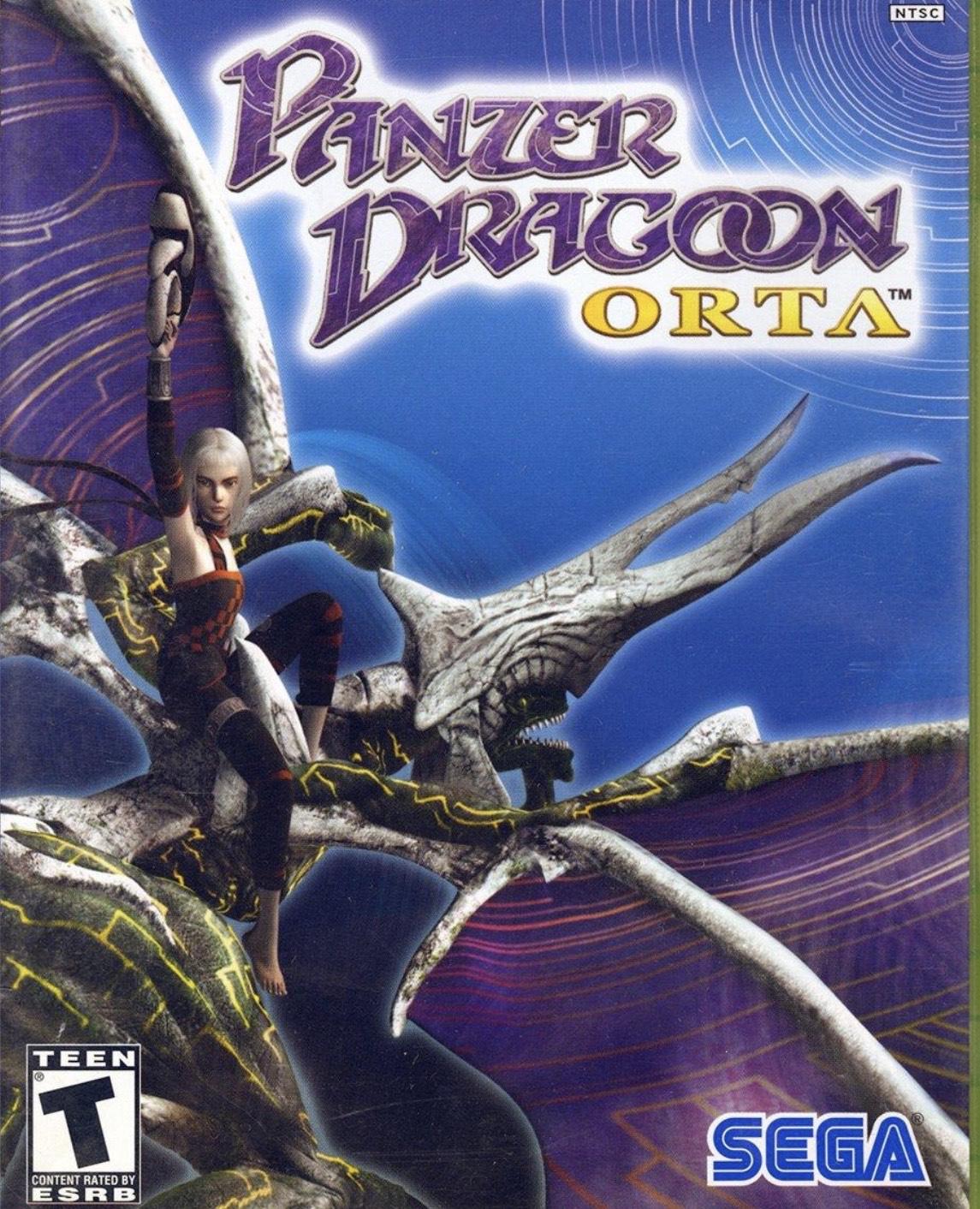 Panzer Dragoon Orta Xbox one enhanced (Xbox one/Xbox) £4.49 @ Microsoft store