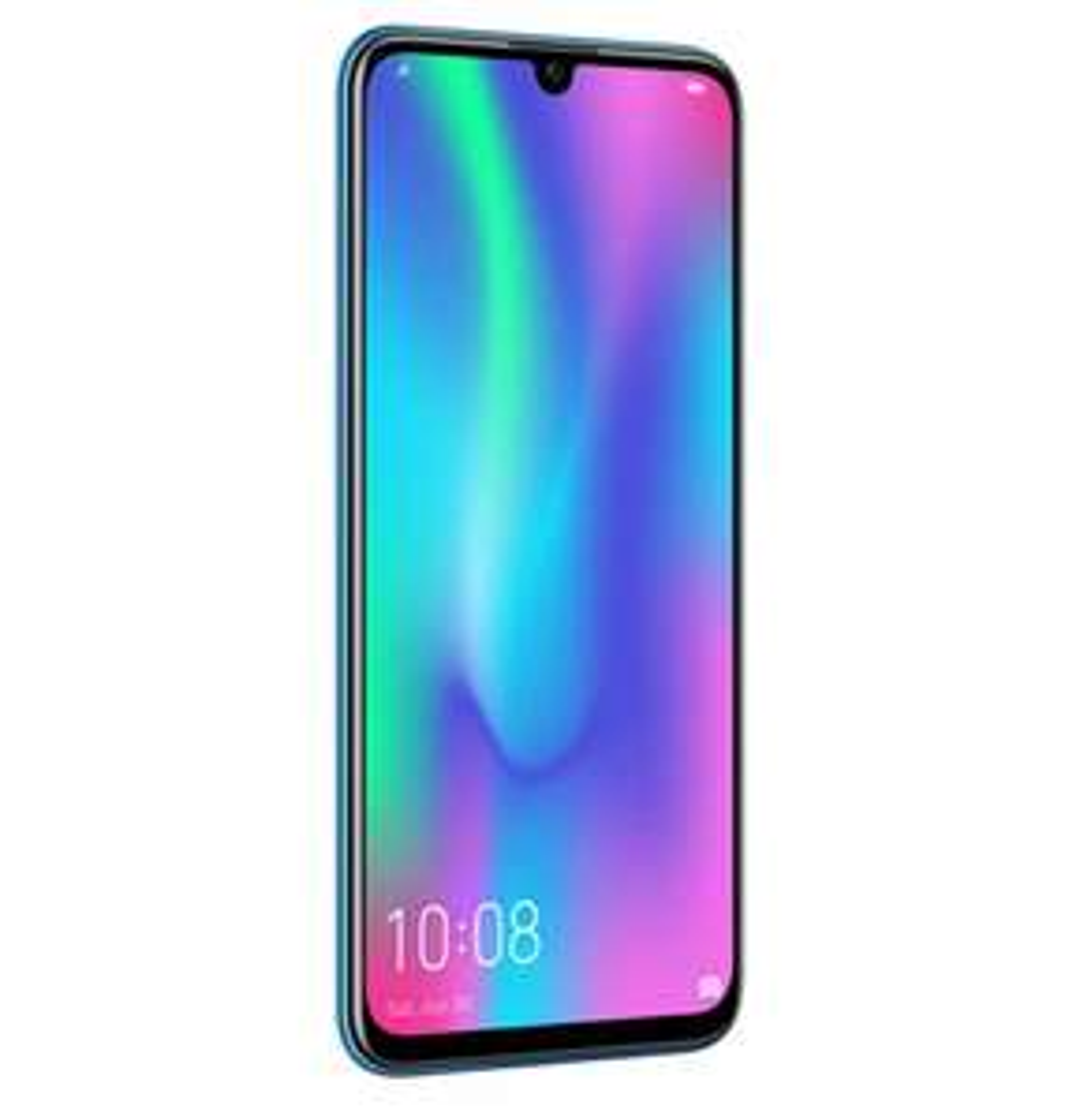 "New Huawei Honor 10 Lite Blue, Sky Blue 6.21"" 64GB Dual Sim 4G Smartphone - £107.99 @ Technolec Ebay"