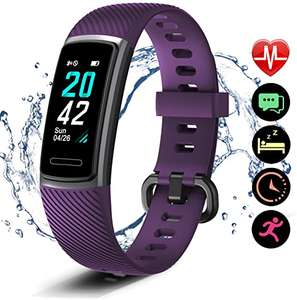 High-End Fitness Trackers - £20.39 Sold by QKUK Direct and Fulfilled by Amazon