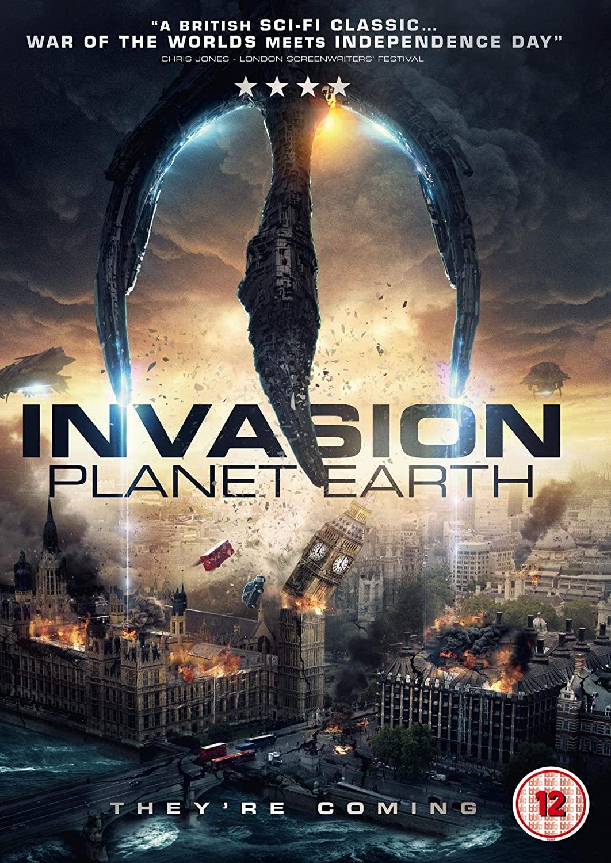 Invasion Planet Earth DVD (2019) £2.24 @ Amazon (+£2.99 delivery non prime)