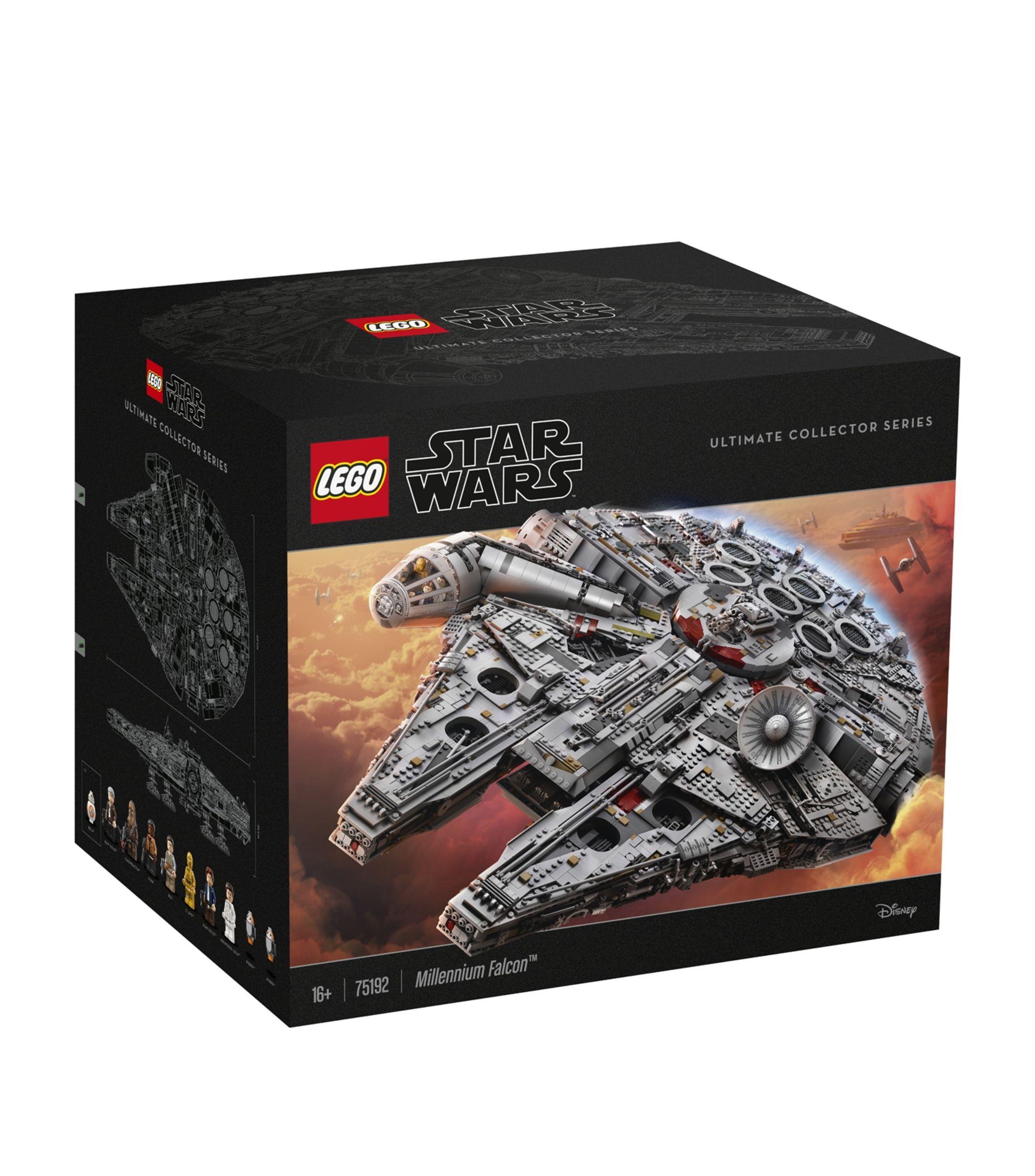 Lego Millennium Falcon 75192 - £561 ( €645) Delivered @ El Corte Ingles