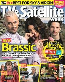 TV & Satellite Week - £1 for 6 issues - Magazines Direct