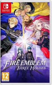 Fire Emblem Three Houses (Switch) £37.56 @ thegamecollectionoutlet eBay