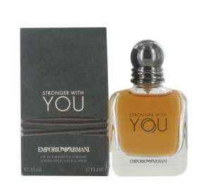 Giorgio Armani Stronger With You 50ml EDT £28.40 @ perfumeplusdirect ebay