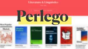 "6 weeks free access to over 300,000 books (including academic texts) @ Perlego - ""the Spotify for Textbooks"""