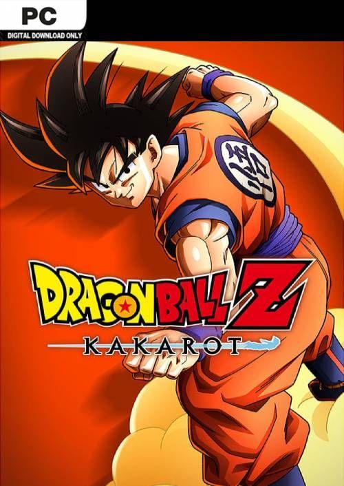 Dragon Ball Z: Kakarot (PC Steam) £28.99 @ CDKeys