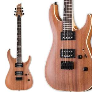 ESP LTD H-401M NS Electric Guitar In Natural Satin - Grover Tuners / Seymour Duncan Pickups - £499 Delivered @ Andertons