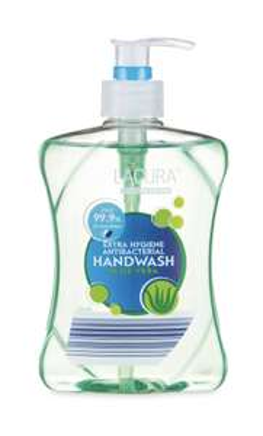 Lacura Anti Bacterial Handwash 500ml 59p instore @ Aldi Cardiff