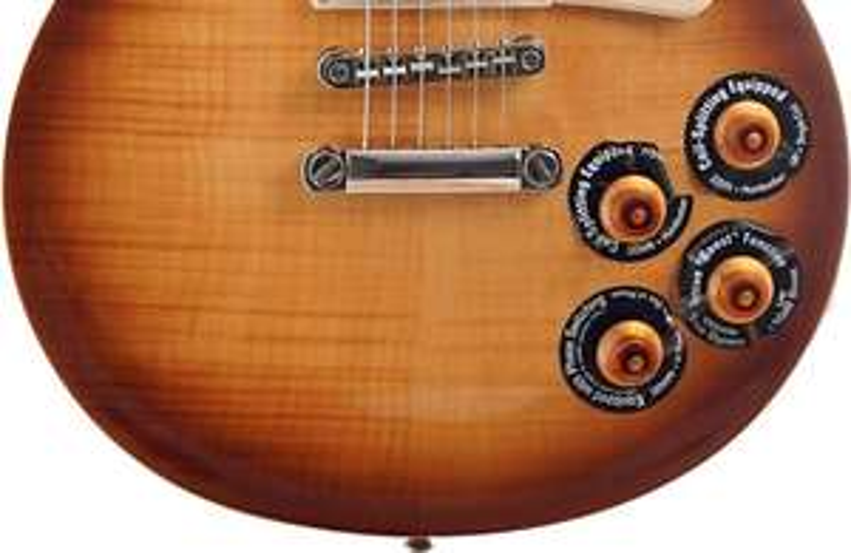 Epiphone les paul tribute Pro iii with Gibson humbuckers £399 @ guitarguitar