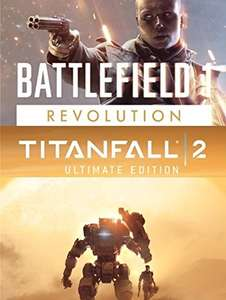 [PC] Battlefield 1 Revolution And Titanfall 2 Ultimate Edition Bundle - £4.82 - Amazon.com