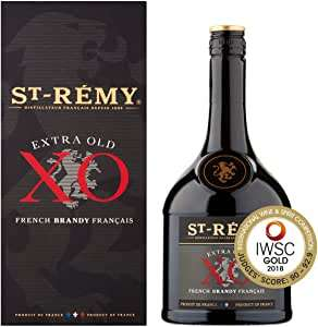 St-Remy XO French Brandy 70 cl 40 % Vol - £18 (£22.49 Non Prime) or £17.10 with S&S @ Amazon