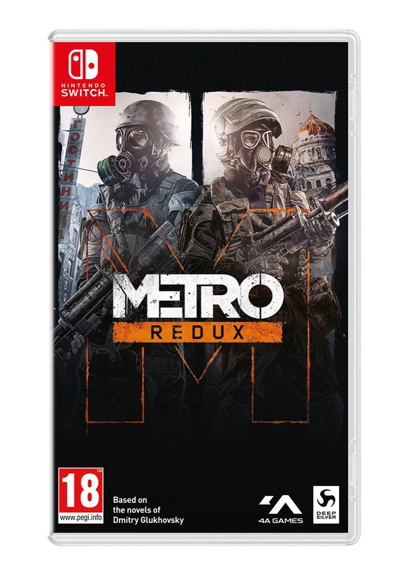 Metro Redux (Metro 2033 and Metro: Last Light) on [Nintendo Switch] - £27.85 Delivered @ Simplygames