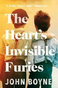 The Heart's Invisible Furies by John Boyne - Kindle edition - £1.99 @ Amazon