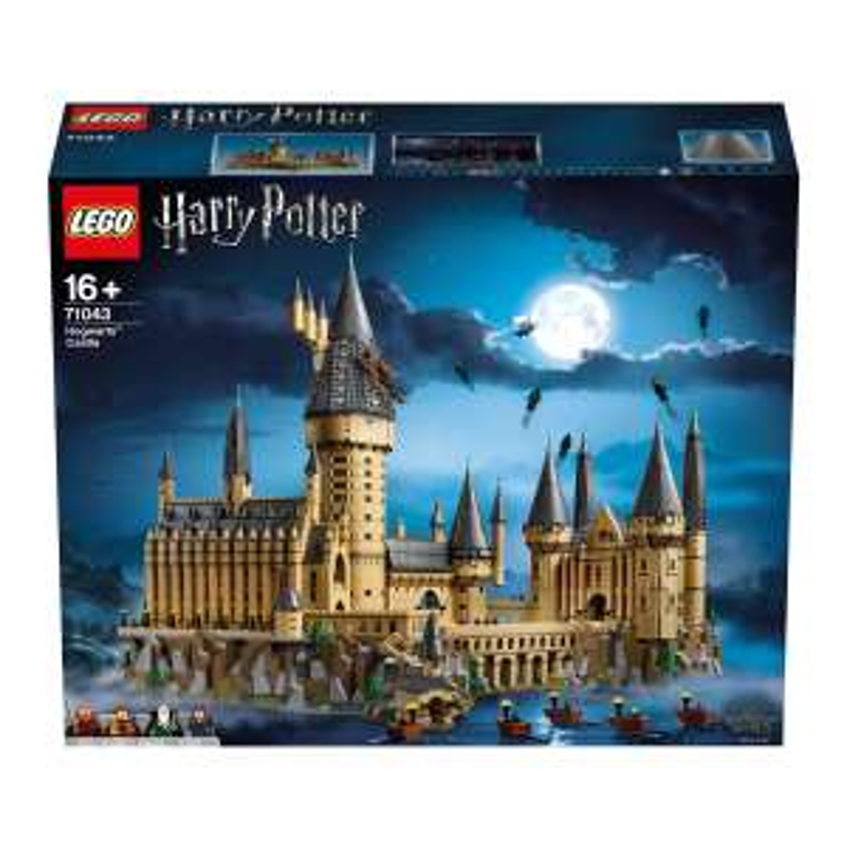 LEGO Hogwarts Castle - £307 @ El Corte Ingles