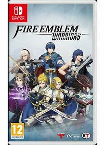 Fire Emblem Warriors Nintendo Switch - £15.99 delivered @ Argos eBay