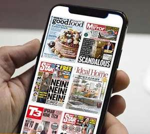 Free one-month subscription to Magzter (no auto renew) @ Vodafone VeryMe Rewards