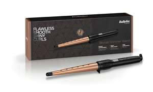 BaByliss Bronze Shimmer Curling Wand £24.50 delivered at Boots