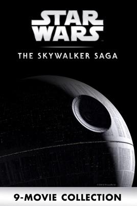 The Skywalker Saga (HD) ALL 9 Star Wars Movies £46 at iTunes Canada