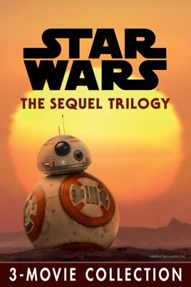 Star Wars Trilogy (VII/VIII/IX) HD £16.09 at iTunes Canada