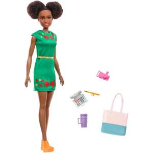 **Barbie Nikki Travel Doll £11.99 at bargainmax.co.uk - loads of reduced Barbies in thread including Toy Story 4 Barbie