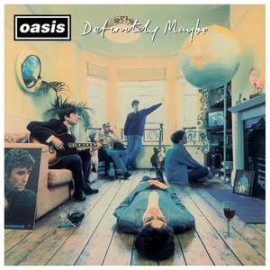 Oasis - Definitely Maybe (Deluxe (3 disc) Edition Remastered) GooglePlay MP3 Download £3.99