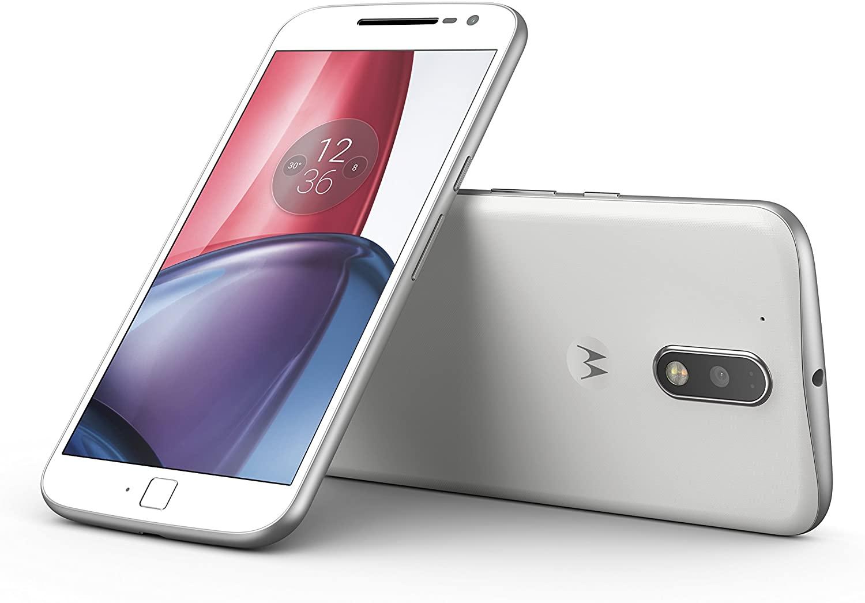 Motorola Moto G4 Plus 16GB SIM-Free Smartphone 2 GB RAM (Dual SIM) White - Used Good £40.52 / Used very good £42.83 @ Amazon Warehouse