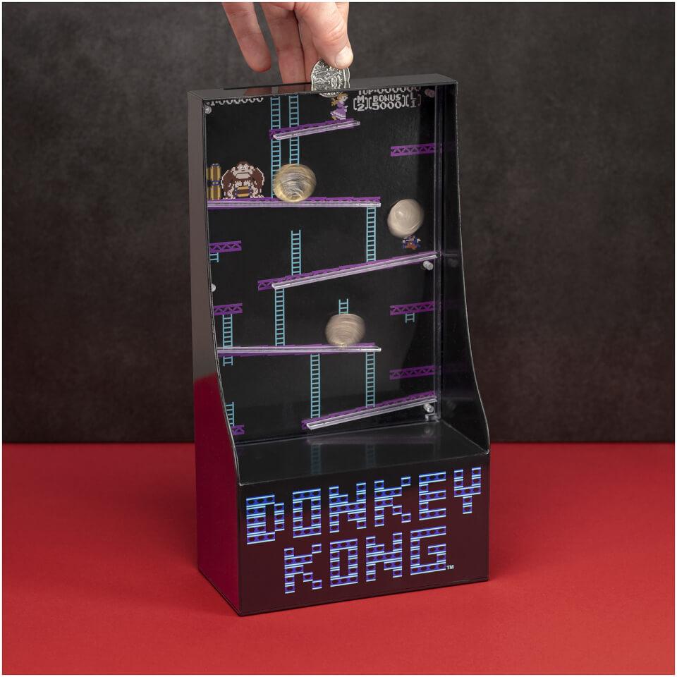 Nintendo Donkey Kong Moneybox £12.99 delivered, using code @ Zavvi