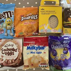 Last Easter Reductions - 10p at Wilko instore at Worthing