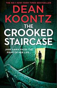 The Crooked Staircase by Dean Koontz 99p @ Amazon Kindle store