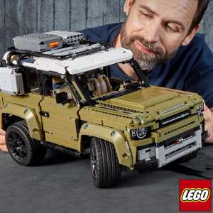 LEGO Technic Land Rover Defender - Model 42110 £129.99 delivered at Costco