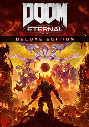 DOOM Eternal Deluxe £39.99 @ cdkeys (PC, Bethesda.net)