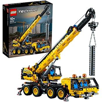 LEGO 42108 Technic Mobile Crane Truck Toy - £74.99 @ Amazon