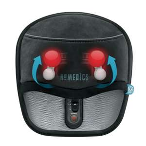 HoMedics Shiatsu Foot Massager with Heat - Gel Massage Easy Feet Control GSF500H £50 ebay / fka-brands