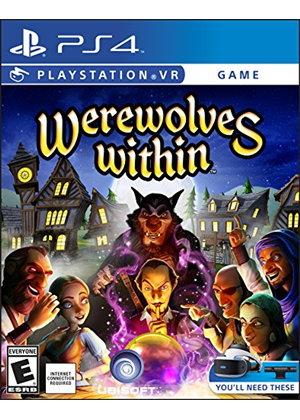 Werewolves Within- US Import (PS4 VR) £14.89 delivered at Base