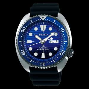 Seiko Turtle Save The Ocean special edition SRPC91K1 £289 @ Simpkins Jewellers