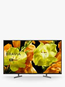 "Sony Bravia KD65XG8196 (2019) LED HDR 4K Ultra HD Smart Android TV, 65"" £699 delivered at John Lewis"