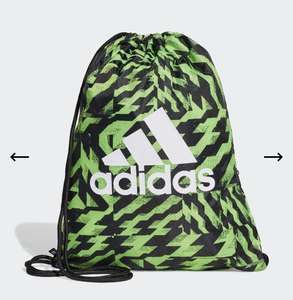 Adidas Gym Sack now £7.25 with code (3 colours available) @ Adidas