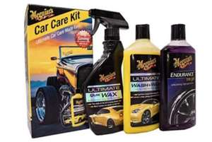Meguiars Products all 20% off on AMAZON matching Halfords e.g Meguiar's Ultimate Quik Spray Wax 450ml £11 prime / £15.49 non prime @ Amazon