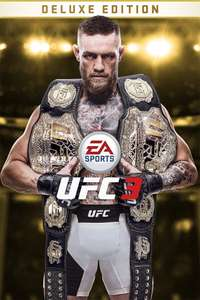 EA Sports UFC 3 Deluxe Edition (PS4) - £11.99 PSN Store