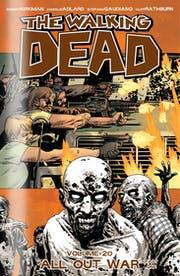 Complete set of Walking Dead comics for £14.50 at Humble Bundle