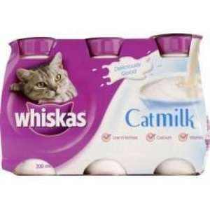 10 x Whiskas Cat Milk Plus 3 x 200ml £1.50 (Minimum £22.50 spend +£3 delivery) @ Approved Food