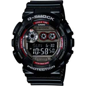 CASIO G-SHOCK Men's Rugged Digital World Timer Watch - £77 Delivered @ Francis & Gaye