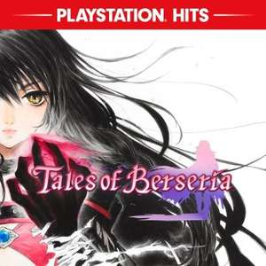 [PS4] Tales Of Berseria / Tales Of Zestiria - £6.49 each @ PlayStation Store