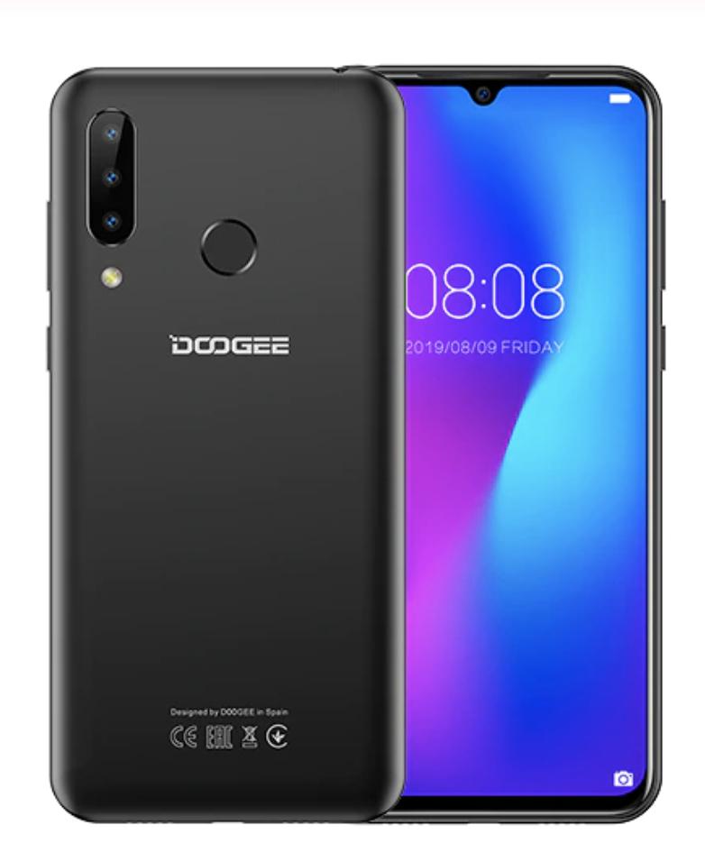 95% Discount when buying 2 Doogee smartphones (2x S68 Pro 128 / 6GB (Helio P70, 6300mAh battery, 21MP camera) @ Doogee Via AliExpress