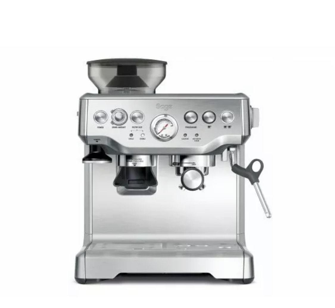 Refurbished Sage Barista Express Coffee Machine - £324.99 With Code @ eBay / xsitems